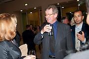 CHRISTOPHER FRAYLING; , John Martin: Apocalypse. Tate Britain. Millbank. London. 19 September 2011.<br /> <br />  , -DO NOT ARCHIVE-© Copyright Photograph by Dafydd Jones. 248 Clapham Rd. London SW9 0PZ. Tel 0207 820 0771. www.dafjones.com.