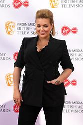 Sheridan Smith attending the Virgin Media BAFTA TV awards, held at the Royal Festival Hall in London. Photo credit should read: Doug Peters/EMPICS