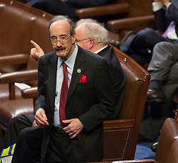 United States Representative Eliot Engel (Democrat of New York) awaits the arrival of U.S. President Donald J. Trump to address a joint session of Congress on Capitol Hill in Washington, DC, USA, February 28, 2017. Photo by Chris Kleponis/CNP/ABACAPRESS.COM