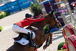 Blum Simone, GER, DSP Alice<br /> World Equestrian Games - Tryon 2018<br /> © Hippo Foto - Dirk Caremans<br /> 19/09/2018
