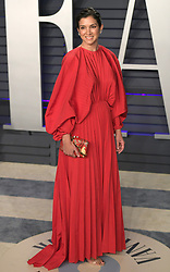 February 24, 2019 - Beverly Hills, California, U.S - Radhika Jones on the red carpet of the 2019 Vanity Fair Oscar Party held at the Wallis Annenberg Center in Beverly Hills, California on Sunday February 24, 2019. JAVIER ROJAS/PI (Credit Image: © Prensa Internacional via ZUMA Wire)