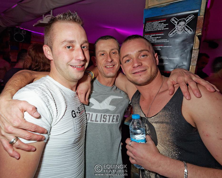 London, United Kingdom - 2 November 2013<br /> 23rd birthday party for Trade gay club night at Egg nightclub, York Way, King's Cross, London, England, UK.<br /> Contact: Equinox News Pictures Ltd. +448700780000 - Copyright: ©2013 Equinox Licensing Ltd. - www.newspics.com<br /> Date Taken: 20131102 - Time Taken: 191023+0000