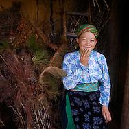 Vietnam Images-People-Women-Ha Giang hoàng thế nhiệm hoàng thế nhiệm