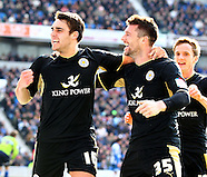 Brighton and Hove Albion v Leicester City 060413