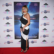 London, England, UK. 14th September 2017.Ruby Lacey from Towie attend the Landing Lake Film Premiere at Empire Haymarket,London, UK.