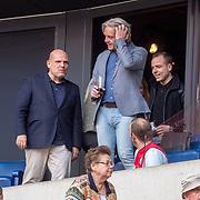 NLD/Amsterdam/20180408 - Ajax - Heracles, makelaar Jacques Walch en Jaap van Zweden