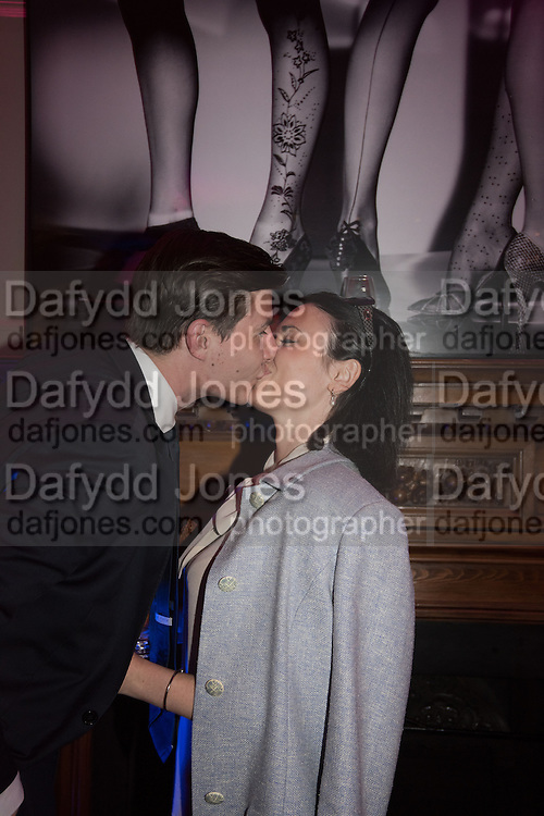 CRAIG ADKIN; LIBBY BRODIE, The Brown's Hotel Summer Party hosted by Sir Rocco Forte and Olga Polizzi, Brown's Hotel. Albermarle St. London. 14 May 2015