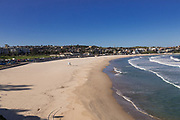 Bondi Beach locked down due to unacceptable crowds la few weeks ago. Recent social distancing rules were ignored and as a result the government had to close Bondi Beach.