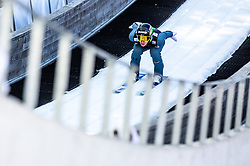 Timi Zajc (SLO) during the 1st Round of the Ski Flying Hill Individual Competition at Day 2 of FIS Ski Jumping World Cup Final 2019, on March 22, 2019 in Planica, Slovenia.  Photo by Matic Ritonja / Sportida