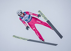 31.12.2018, Olympiaschanze, Garmisch Partenkirchen, GER, FIS Weltcup Skisprung, Vierschanzentournee, Garmisch Partenkirchen, Qualifikation, im Bild Aleksander Zniszczol (POL) // Aleksander Zniszczol of Poland during the qualifying for the Four Hills Tournament of FIS Ski Jumping World Cup at the Olympiaschanze in Garmisch Partenkirchen, Germany on 2018/12/31. EXPA Pictures © 2018, PhotoCredit: EXPA/ Stefanie Oberhauser