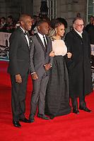 Selma - European Film Premiere, Curzon Mayfair, London UK, 27 January 2015; Colman Domingo; David Oyelowo; Ava Duvernay; Tom Wilkinson
