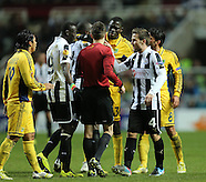 Newcastle United v Metalist Kharkiv 140213