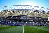 General view from inside the Estadio do Dragao ahead of  the UEFA Nations League match between Portugal and Netherlands at Estadio do Dragao, Porto, Portugal on 9 June 2019.