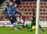 Wigan Athletic v Middlesbrough 221114