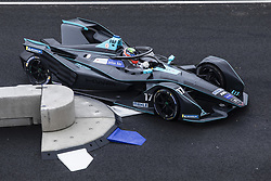 October 19, 2018 - Valencia, Spain - 17 PAFFET Gary (gbr), HWA RACELAB during the Formula E official pre-season test at Circuit Ricardo Tormo in Valencia on October 16, 17, 18 and 19, 2018. (Credit Image: © Xavier Bonilla/NurPhoto via ZUMA Press)