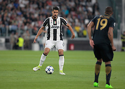 Sami Khedira during Champions League Semi-finals match between Juventus v Monaco, in Turin, on may 9, 2017.(Photo by Loris Roselli/NurPhoto) *** Please Use Credit from Credit Field ***