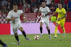 Sevilla FC vs Villarreal CF 27 Aug 2018