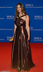 Journalist Tara Palmeri arrives for the White House Correspondents' Association (WHCA) dinner in Washington, D.C., on Saturday, April 29, 2017 (Photo by Riccardo Savi)  *** Please Use Credit from Credit Field ***