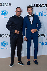 Marco Ferri arriving at a photocall for the Unicef Summer Gala Presented by Luisaviaroma at Villa Violina on August 10, 2018 in Porto Cervo, Italy. Photo by Alessandro Tocco/ABACAPRESS.COM