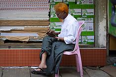 32nd Street, Yangon, Myanmar