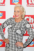 Denise Welch, TV Choice Awards, The Dorchester Hotel, London UK, 09 September 2013, Photo by Richard Goldschmidt