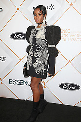 01 March 2018 - Beverly Hills, California - Janelle Monae. 2018 Essence Black Women In Hollywood Oscars Luncheon held at the Regent Beverly Wilshire Hotel. Photo Credit: F. Sadou/AdMedia
