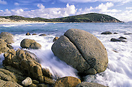 Surf,Wilsons Promontory National Park, Victoria,Australia,