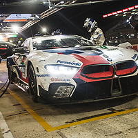 #81, BMW Team MTEK, BMW M8 GTE, LMGTE Pro, driven by: Martin Tomczyk, Nicky Catsburg, Philipp Eng on 15/06/2019 at the Le Mans 24H 2019