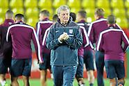 England Training 111015
