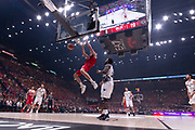 Tarczewski Kaleb<br /> EA7 Olimpia Milano - Dolomiti Energia Aquila Trento<br /> Legabasket Serie A 2017/18<br /> Finali, Gara 05<br /> Milano, 13/06/2018<br /> Foto MarcoBrondi / Ciamillo-Castoria