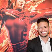 NLD/Amsterdam/20151116 - Filmpremiere The Hunger Games: Mokingjay-part 2, Rolf Sanchez