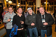 The Linux Foundation hosts its Collaboration Summit 2016 at the Resort at Squaw Creek in Alpine Meadows, California, on March 29, 2016. (Stan Olszewski/SOSKIphoto)