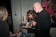 ALEXANDRA SHULMAN, Can we Still Be Friends- by Alexandra Shulman.- Book launch. Sotheby's. London. 28 March 2012.