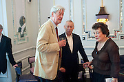 GILLON AITKEN; DAVID MILLINARIC, SpearÕs Book Awards, The Langham, Portland Place. London. 30 June 2009.  The inaugural SpearÕs Book Awards, celebrating the very best writing talent and the books of the year Ð from finance to fiction.<br /> GILLON AITKEN; DAVID MILLINARIC, Spear?s Book Awards, The Langham, Portland Place. London. 30 June 2009.  The inaugural Spear?s Book Awards, celebrating the very best writing talent and the books of the year ? from finance to fiction.