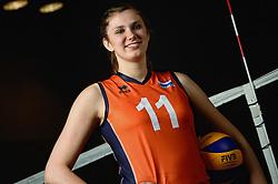 07-04-2014 NED: SELECTIE JONG ORANJE: ARNHEM<br /> Volleybalteam Jong Oranje / Juliet Lohuis<br /> ©2014-FotoHoogendoorn.nl