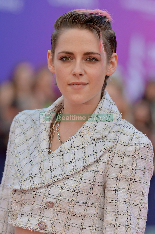 File photo dated September 13, 2019 of Kristen Stewart attending the premiere of the movie Seberg during the 45th Deauville American Film Festival in Deauville, France. Twilight actress Kristen Stewart will play Princess Diana in a new film about the late princess's break-up from Prince Charles, according to reports. Stewart will star in Spencer, set in the early 1990s, which will be scripted by Peaky Blinders creator Steven Knight, Hollywood news sites say. Photo by Julien Reynaud/APS-Medias/ABACAPRESS.COM