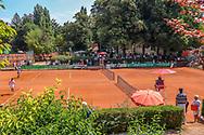 """Plätze 5 und 6 beim LTTC """"Rot-Weiß"""" Berlin, Tennis 2. Bundesliga, LTTC """"Rot-Weiß"""" vs. TuS Sennelager, Berlin, 29.07.2018, Foto: Claudio Gärtner"""