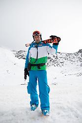 06.10.2015, Moelltaler Gletscher, Flattach, AUT, OeSV Medientag, im Bild Juergen Kriechbaum (Sportlicher Leiter ÖSV Damen) // ladies headcoach Juergen Kriechbaum during the media day of Austria Ski Federation OSV at Moelltaler glacier in Flattach, Austria on 2015 10/05. EXPA Pictures © 2014, PhotoCredit: EXPA/ Johann Groder
