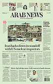 September 13, 2021 - ASIA-PACIFIC: Front-page: Today's Newspapers In Asia-Pacific