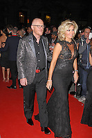 John Caudwell & Kate Caudwell, Global Gift Gala, ME Hotel, London UK, 19 November 2013, Photo by Brett D. Cove