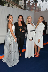 LITTLE MIX at the Glamour Women of The Year Awards in Association with Next held in Berkeley Square Gardens, Berkeley Square, London on 3rd June 2014.