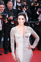 Actress Eva Longoria at the gala screening for the film Inside Out at the 68th Cannes Film Festival, Monday May 18th 2015, Cannes, France