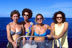 Virginie, Claudine, Delphine & Isabelle