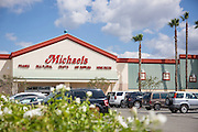 Michael's Arts & Craft Store in Savi Ranch in Yorba Linda California