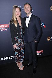 Shannon Click, Jack Huston bei den British Academy Britannia Awards in Beverly Hills / 281016<br /> <br /> *** British Academy Britannia Awards held at Beverly Hilton Hotel, Beverly Hills, USA, October 28, 2016  ***