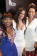 NEW YORK, NY-NOVEMBER 18: (L-R) Actress Nature Naughton, Valeisha Butterfield Jones, Founder & CEO, WEEN and On-Air Personality/Actress Rosci Diaz attend the 5th Annual W.E.E.N Awards held at the The Schomburg Center for Research in Black Culture on November 18, 2015 in Harlem, New York City.  (Terrence Jennings/terrencejennings.com)