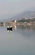 Italy, Piedmont (Piemonte) region, Viverone Lake