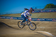 #6 (PAJON Mariana) COL at the 2013 UCI BMX Supercross World Cup in Chula Vista