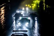 October 10, 2020. IMSA Weathertech, Charlotte ROVAL: Start of the Imsa race, #911 Porsche GT Team Porsche 911 RSR, GTLM: Nick Tandy, Fred Makowiecki, #24 BMW Team RLL BMW M8 GTE, GTLM: John Edwards, Jesse Krohn, #25 BMW Team RLL BMW M8 GTE, GTLM: Connor De Phillippi, Bruno Spengler