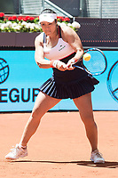 Taiwanese Chan Yung-jan during Mutua Madrid Open Sub16 Tennis 2017 at Caja Magica in Madrid, May 13, 2017. Spain.<br /> (ALTERPHOTOS/BorjaB.Hojas)